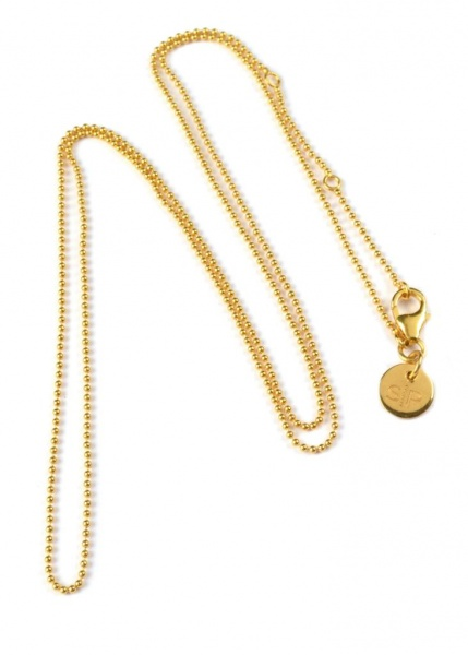 Bilde av Adorable chain long gold