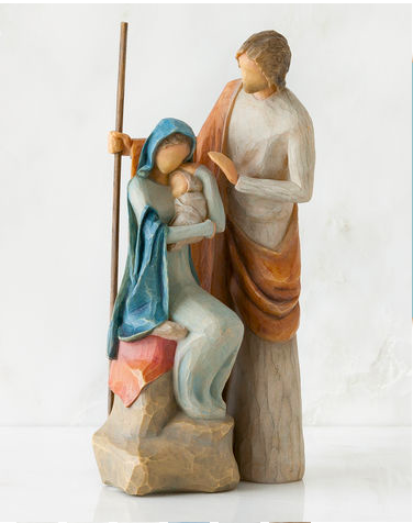Bilde av The holy family